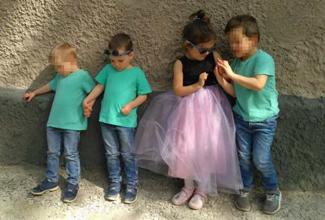 Дети Юлии Савиновских