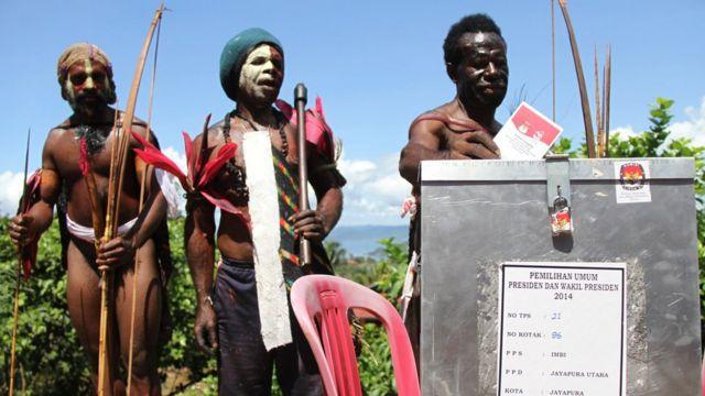 Korban jiwa di Papua semasa rejim Suharto tak bisa dihitung secara pasti