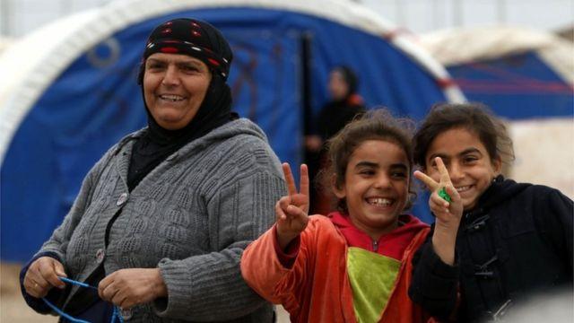 بعض الأمل بعد استعادة شرق الموصل