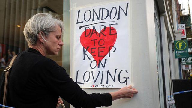 Londoa attack