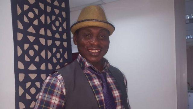 Amokachi ya kawo ziyara ofishin BBC kwanakin baya