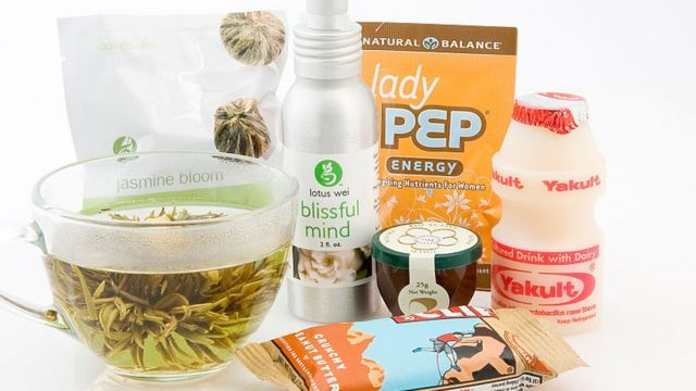 Foods and products promoted as natural