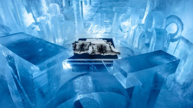 Hotel IceHotel 365