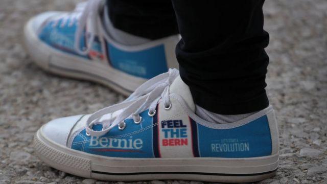 Sanders'ın politikaları ve vizyonu özellikle genç seçmen kitlelerinde karşılık bulmuştu.