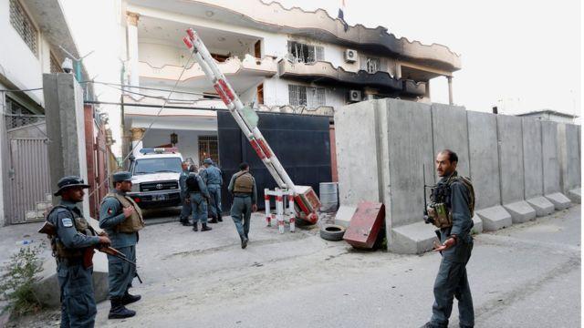 ကာဘူးလ်က အီရတ်သံရုံး