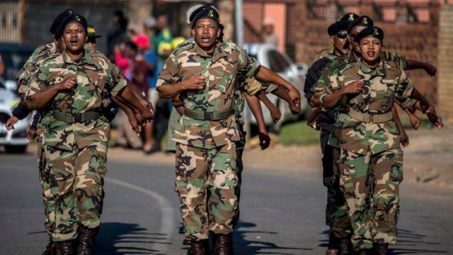 Військові ПАР