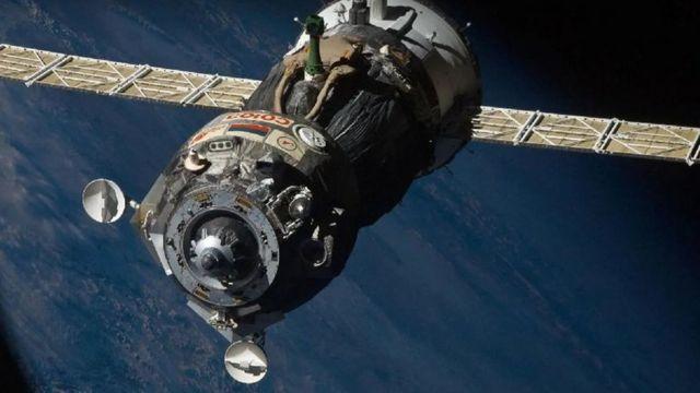 俄罗斯联盟号宇宙飞船
