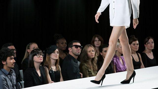 Getty creative image of catwalk