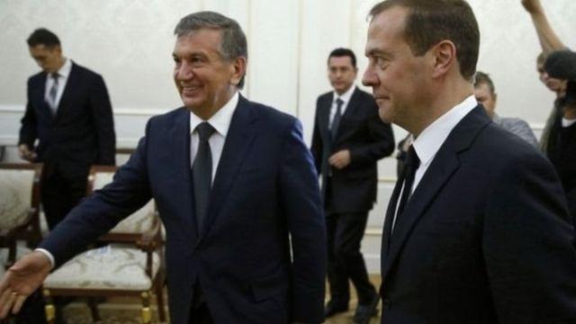 baş nazir Şavkat Mirziyoyev