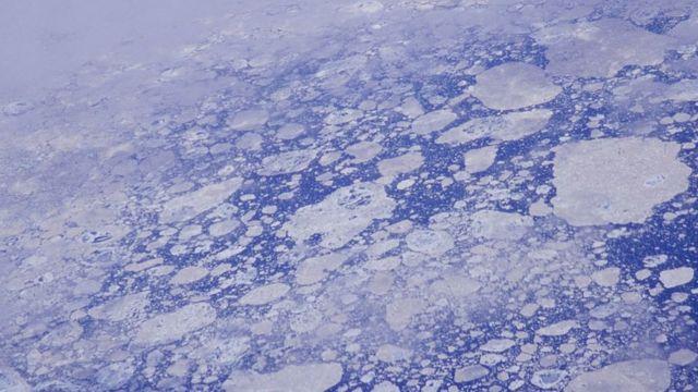 Ártico Canadá.