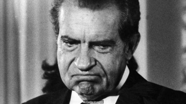 Richard Nixon nổi tiếng vì danh sách kẻ thù của ông
