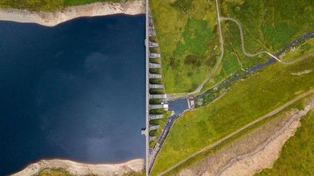 威爾士水庫
