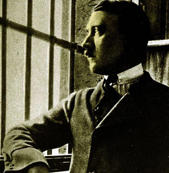 Adolf Hitler em Landsberg