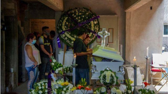 Funeral de Brandon