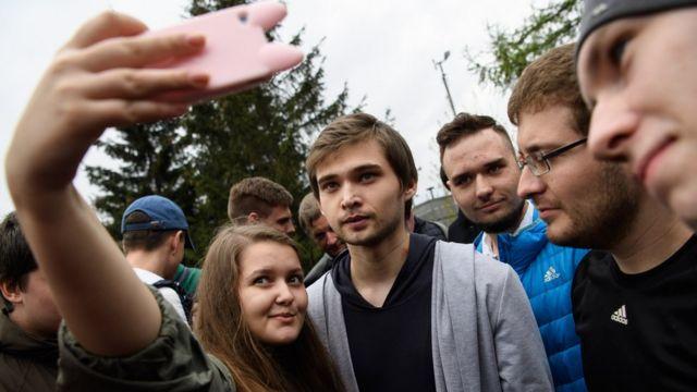 Руслан Соколовский после приговора
