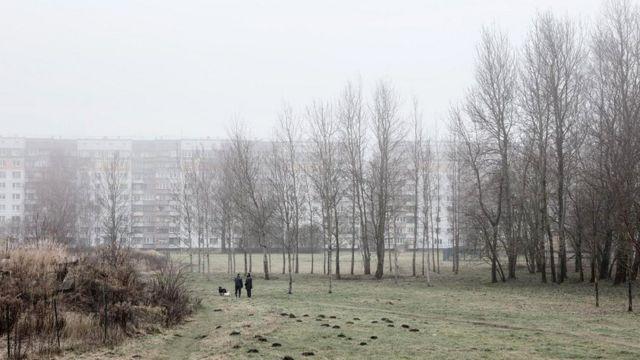 Латвийцы - не однородная нация. Здесь много русских, есть и другие национальные меньшинства
