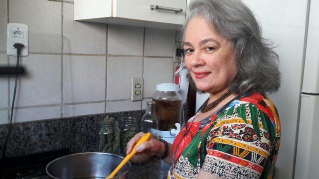 Médica Nina de Queiroz