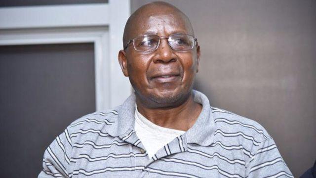Dr Leopord Munyakakazi yari amaze imyaka 12 muri Amerika