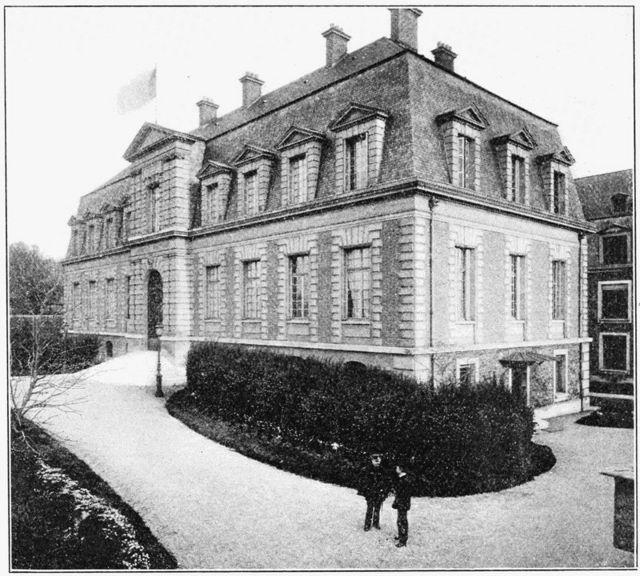 Instituto Pasteur, en París.