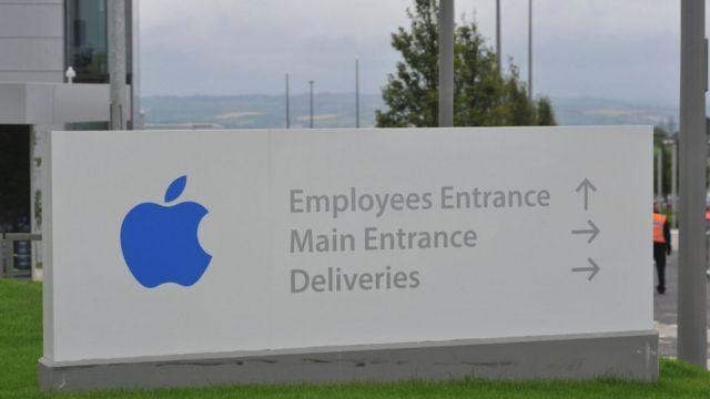 Sede de Apple en Irlanda