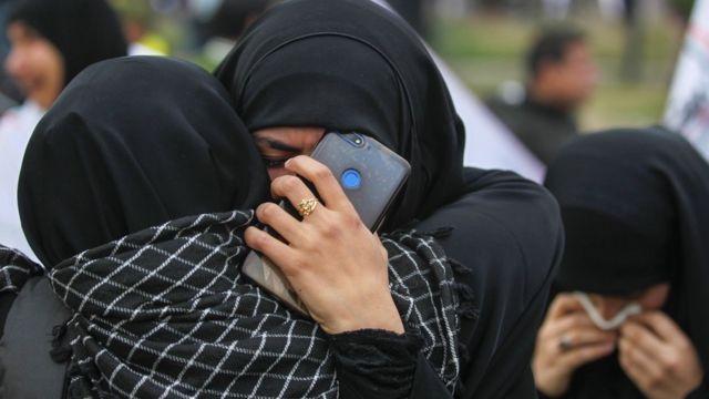 Похороны Сулеймани в Багдаде
