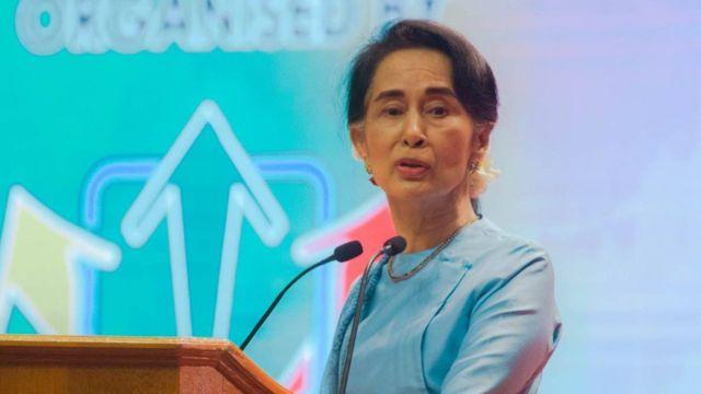 Aung San Suu Kyi Business Myanmar