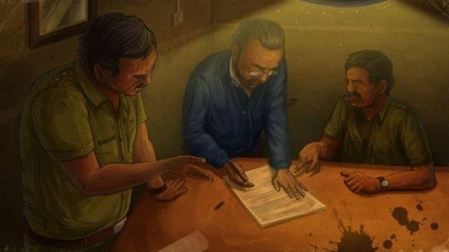 கைது செய்யப்பட்ட பிறகு பந்தேர் 7 ஆண்டுகள் சிறையில் இருந்தார்