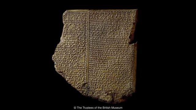 Epos Gilgamesh telah mengarungi zaman setidaknya selama 4.000 tahun.