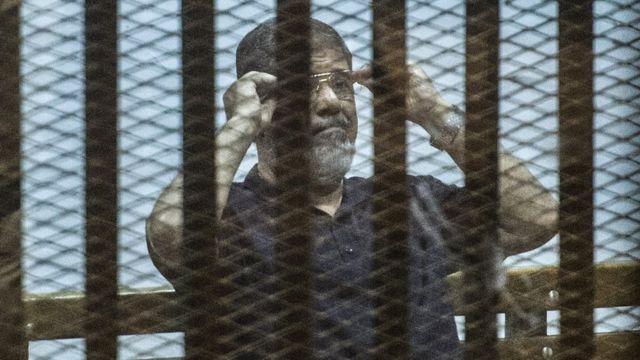 Mohammed Morsi, Mesir