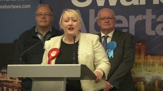 Labour's Rebecca Evans