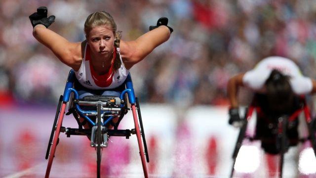 Atletismo paralímpico nos Jogos de Londres