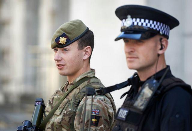 ejercito y policía