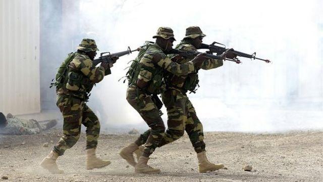 Le Sénégal a été désigné par la CEDEAO pour diriger l'intervention militaire contre de Yahya Jammeh