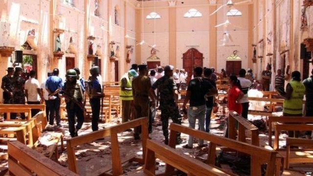 श्रीलंका के धमाके