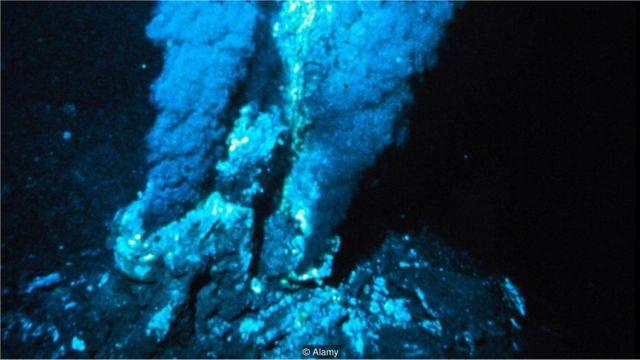 Fonte hidrotermal
