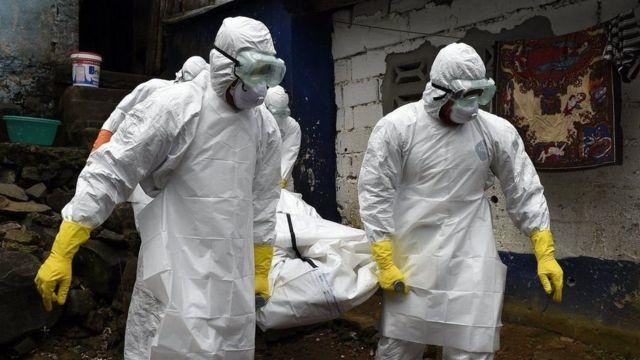 Iyi n'incuro y'umunani izwi Ebola itera muri Congo, bwa mbere hakaba hari mu 1976