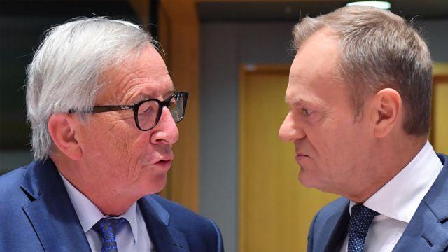 EU faces tense talks over top jobs in Brussels