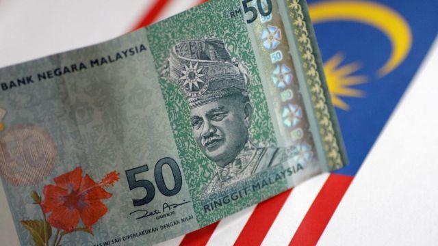 Billete de Malasia