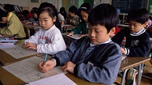 জাপানের প্রাইমারি স্কুলের শিক্ষার্থীরা (ফাইল ফটো)