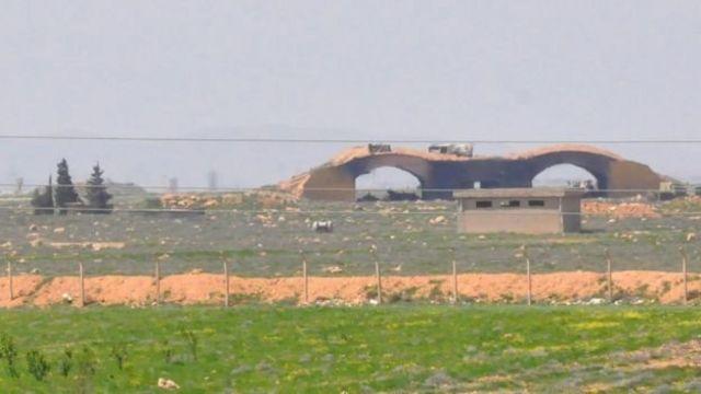 pangkalan udara Suriah