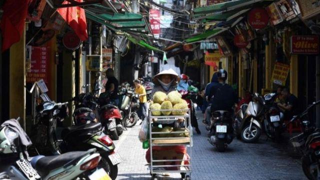 Người dân ở Việt Nam