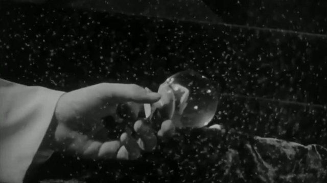 Still from film Citizen Kane, voted greatest US film by international film critics