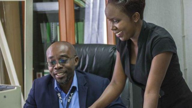 Umukoresha w'umupfasoni Mazimba ,Justin Mukosa arashigikiye iryo tegeko