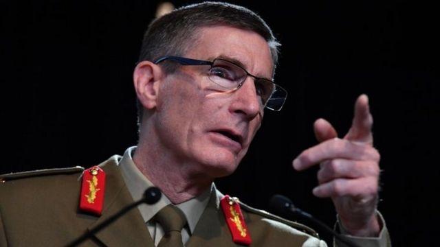 Глава вооруженный сил Австралии