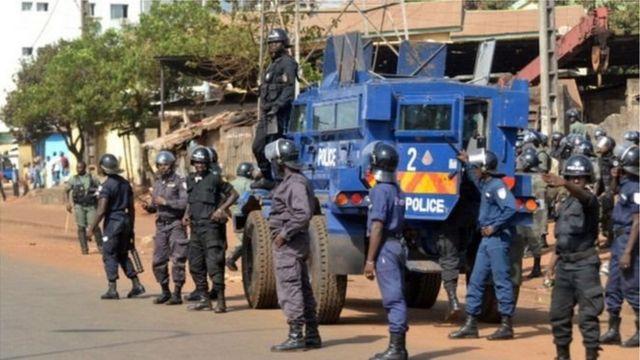 300 ressortissants d'Afrique de l'Ouest interpellés en Guinée