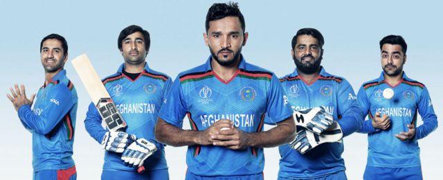 تیم افغانستان