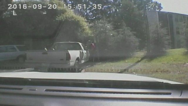 Dashcam footage released