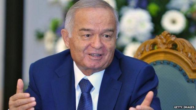 Özbəkistan prezidenti İslam Karimov