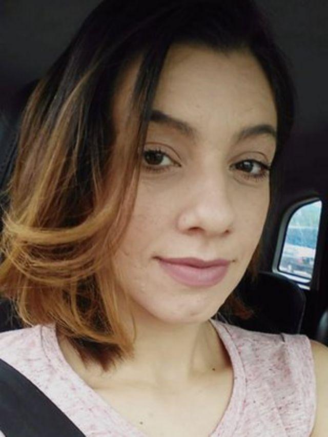 Bruna Reche precisou deixar o emprego porque não tinha com quem deixar a filha de três anos
