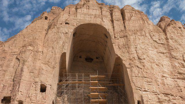 Local de estátua de Buddah